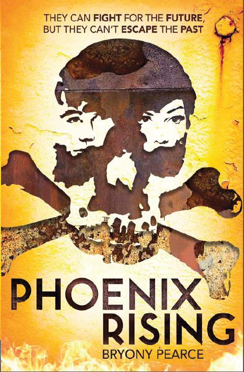 Front cover of Phoenix Rising