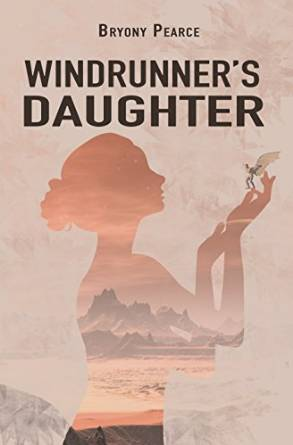 Front cover of Windrunner's Daughter